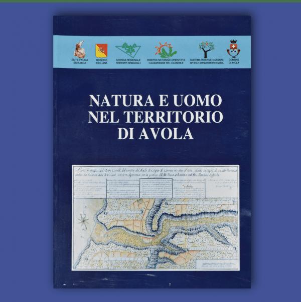 ATTI E MEMORIE Vol. X 2005 - 2010 - Natura e uomo nel territorio di Avola _ Fronte