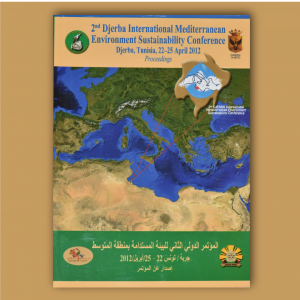 ATTI E MEMORIE Vol. XI 2011 - 2013 - 2nd Djerba International Mediterranean Environment Sustainability Conference _ Fronte