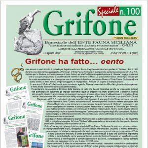Grifone (100) ANNO XVIII n. 4 _31 Agosto 2009