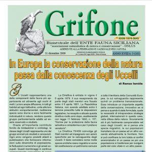 Grifone ANNO XVIII n. 5 (101) - 31 dicembre 2009