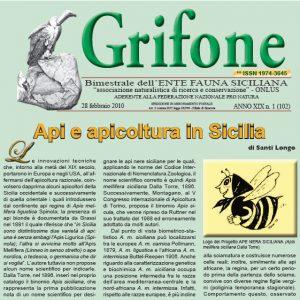 Grifone ANNO XIX n. 1 (102) - 28 febbraio 2010