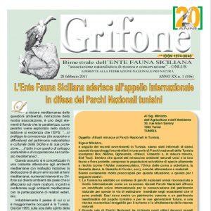Grifone ANNO XX n. 1 (106) - 28 Febbraio 2011