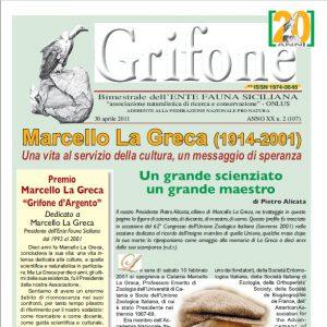 Grifone ANNO XX n. 2 (107 ) - 30 aprile 2011
