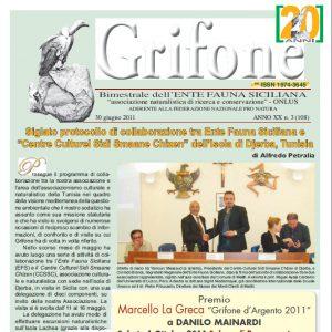 Grifone ANNO XX n. 3 (108) - 30 giugno 2011