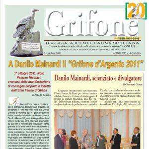 Grifone ANNO XX n. 4-5 (109) - 31 ottobre 2011