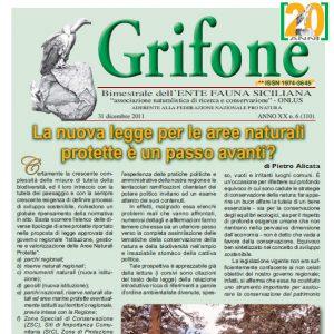 Grifone ANNO XX n. 6 (110) - 31 dicembre 2011