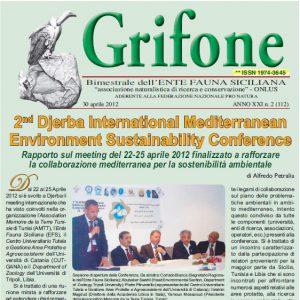 Grifone ANNO XXI n. 2 (112 ) - 30 aprile 2012
