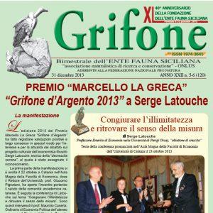 Grifone ANNO XXII n. 5-6 (120) - 31 dicembre 2013