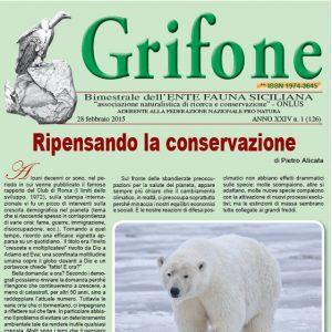 Grifone ANNO XXIV n. 1 (126) - 28 febbraio 2015