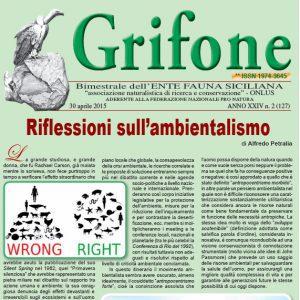 Grifone ANNO XXIV n. 2 (127) - 30 aprile 2015
