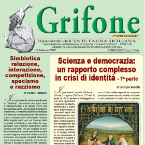Grifone ANNO XXVIII n. 1 (146) - 28 febbraio 2019