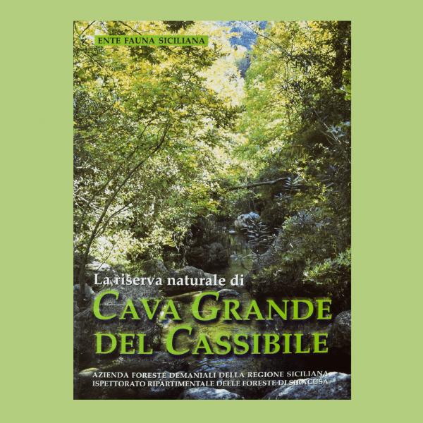 La riserva naturale Cavagrande del Cassibile