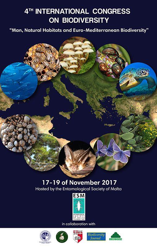 4th International Congress on Biodiversity Malta